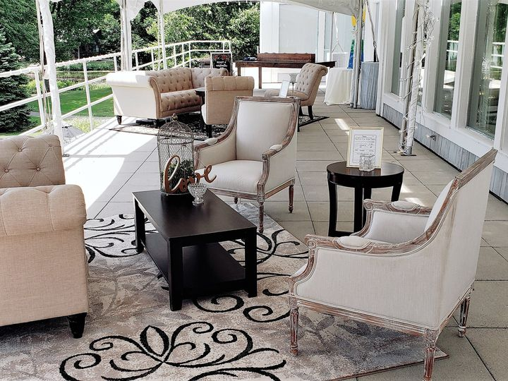 Tmx French Country Lounge Furniture With Accent Chairs 51 621412 159654898267690 Webster, New York wedding rental