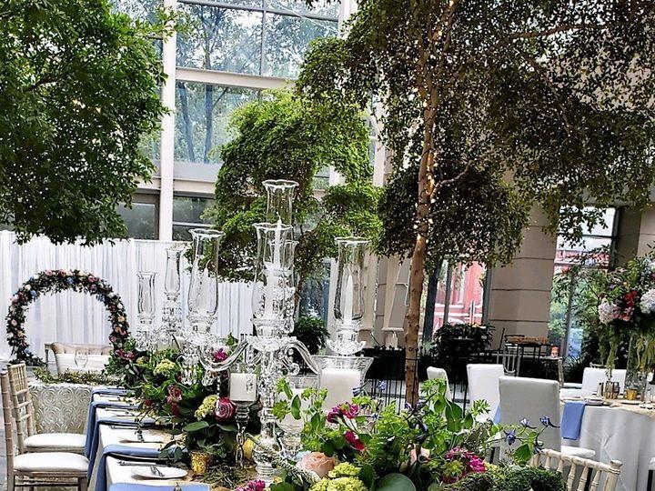 Tmx Wintergarden 2019 Lauren Head Table 51 621412 158213137385117 Webster, New York wedding rental
