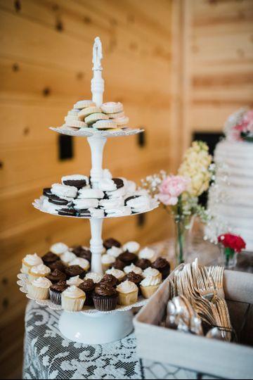 Yep, we do dessert tables too!