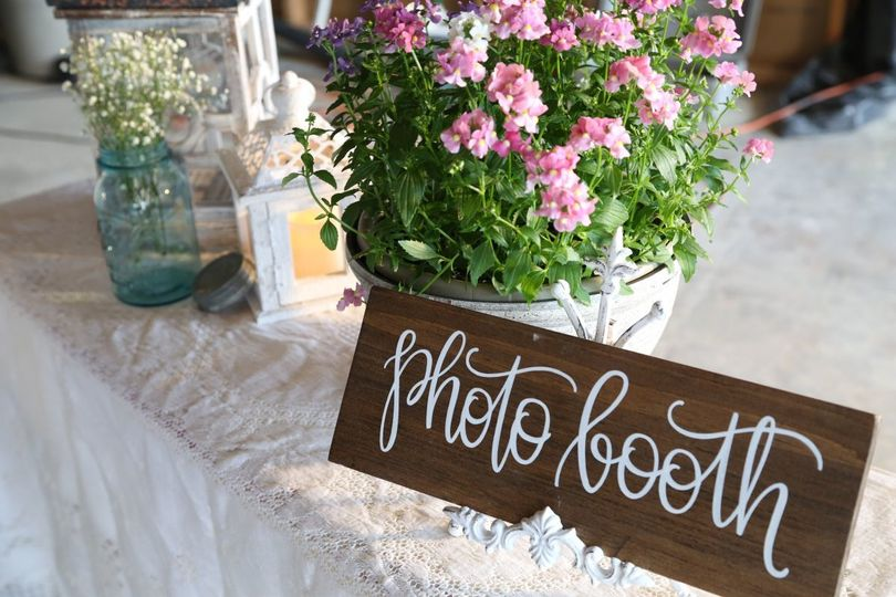We even carry a nice selection of wooden signs!
