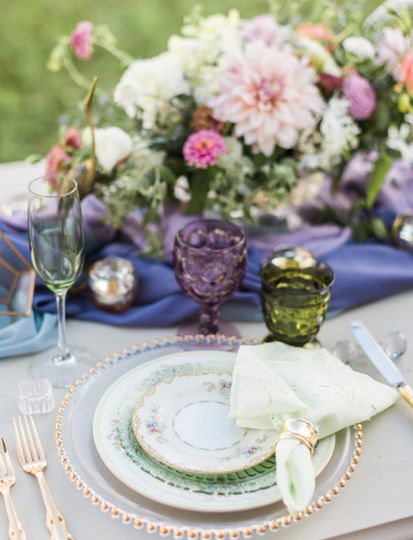 With enough variety to create the perfect sweetheart table you gotta visit us
