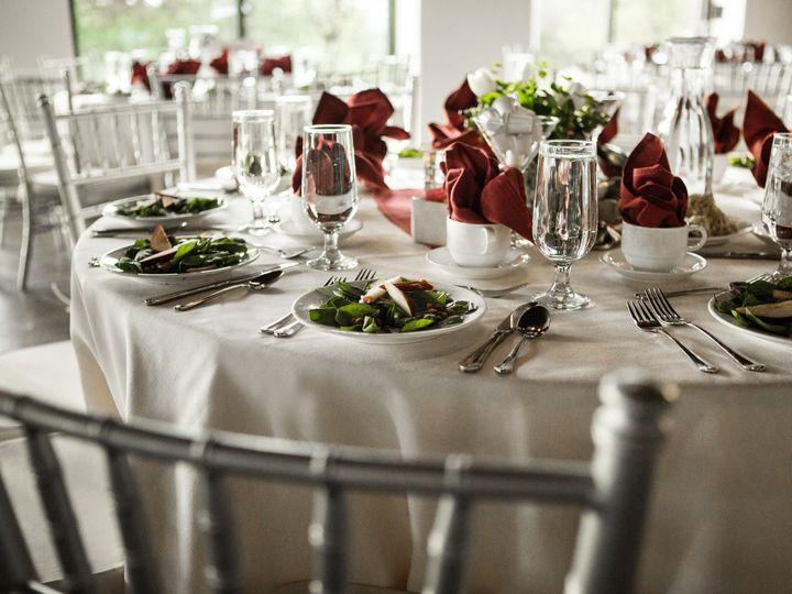 Tmx 1375909948659 Cambridge Room Table With Salads Denver, Colorado wedding venue