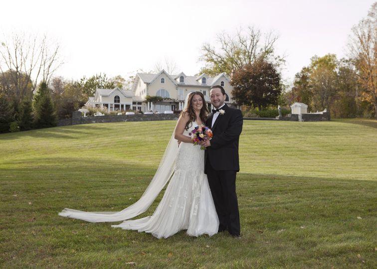 Hudson River Wedding