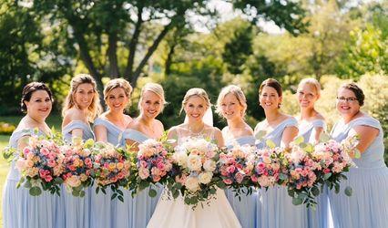 Hillside Flower Girls