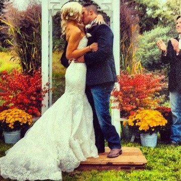 Tmx 1502159736186 At The Altar Binghamton, New York wedding florist