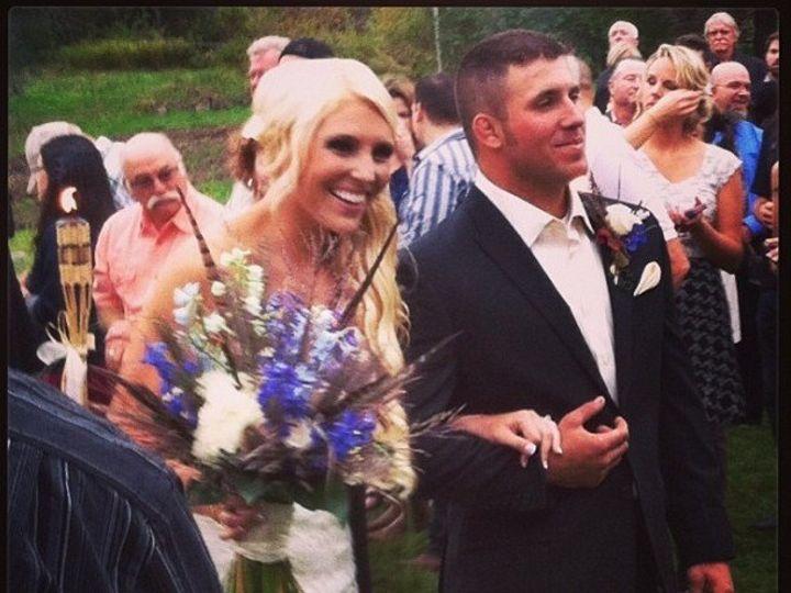 Tmx 1502160068674 Just Married Binghamton, New York wedding florist