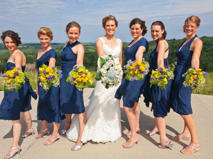 Tmx 1502160239310 Thornton Jenks Wedd Party Binghamton, New York wedding florist