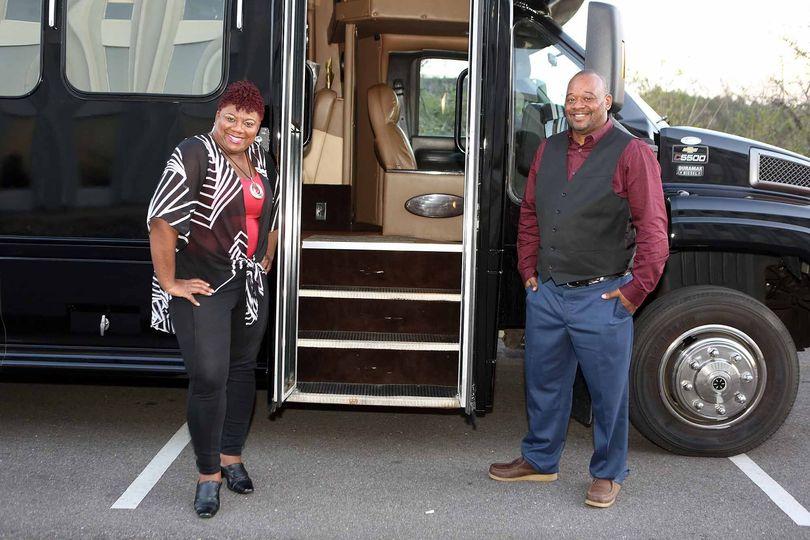 Host & Chauffeur