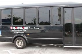 Bham Eat Drink Ride Party Bus Food Tours