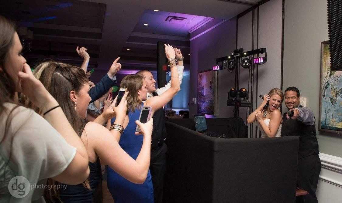 Musical DJs & Event Lighting