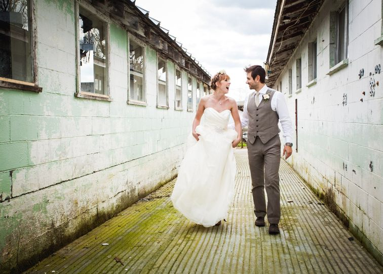 Dairyland wedding