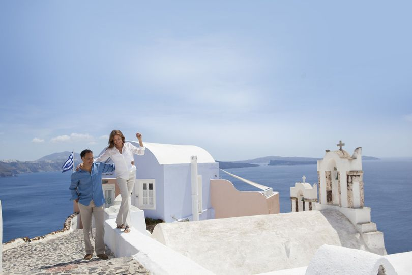 Just like Paris, Santorini is always a good idea! You'll never forget the memories made in magical...