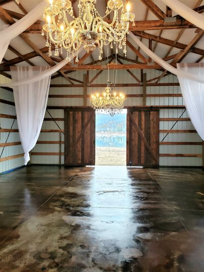 Grand Barn Venue
