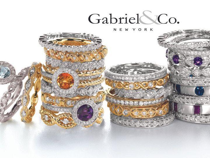 Tmx 1468009242087 Gabriel Stackables Carlsbad wedding jewelry