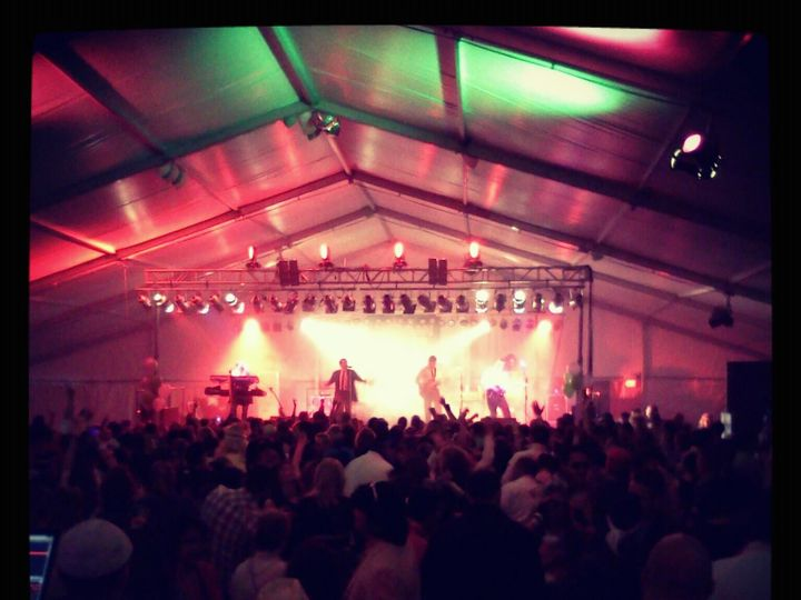 Tmx 1520559524 D192c8adc1b8b6ae 1520559522 63a8a1a098a61947 1520559520785 11 Wide Crowd Front  Mount Airy, Maryland wedding band