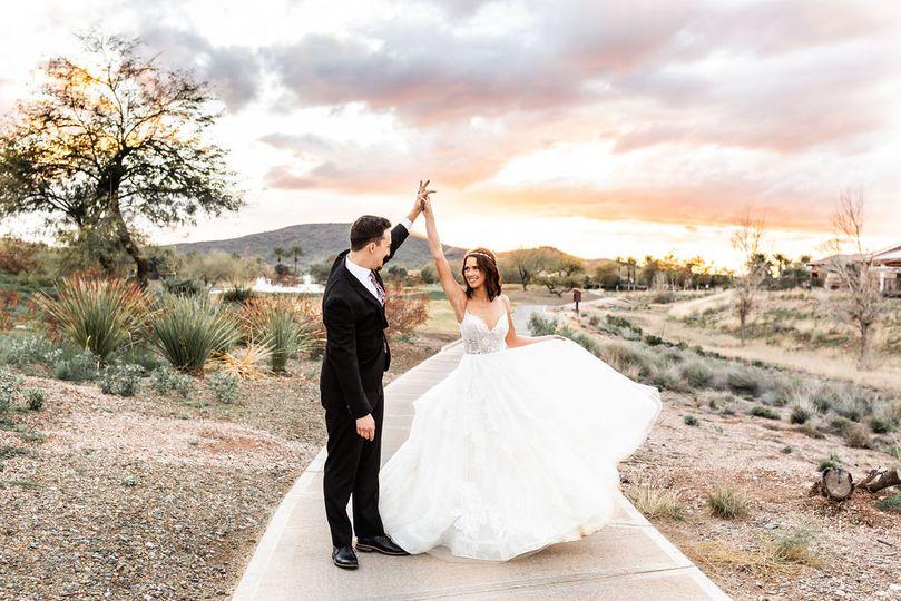 Kiva Club Weddings in Trilogy