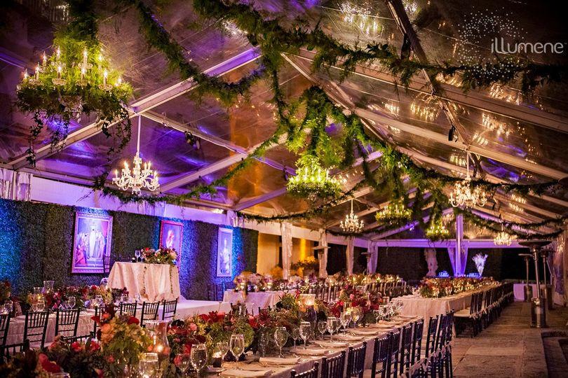 Illumene lighting and event production lighting decor miami 800x800 1480530589742 large candles vizcaya 10 aloadofball Gallery