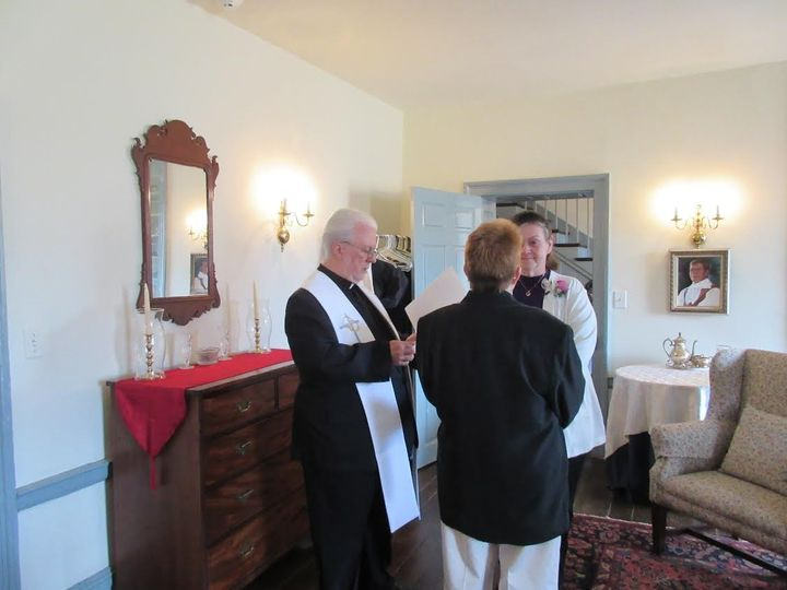 Tmx 1457363549792 Rev Doug 1 Wallingford, Pennsylvania wedding officiant