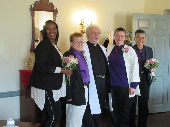 Tmx 1457363587989 Rev Doug 7 Wallingford, Pennsylvania wedding officiant