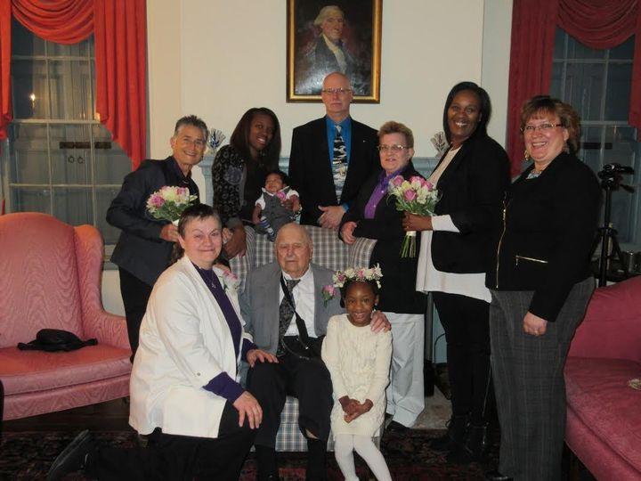Tmx 1457363604081 Rev Doug 10 Wallingford, Pennsylvania wedding officiant