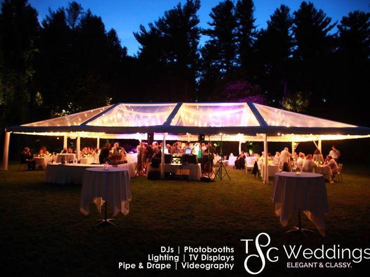 Tmx 1445954170632 Doyle  Tent At Night Shirley, MA wedding venue