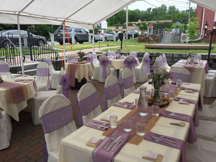 Tmx 1496756879286 Patio Reception 2 Shirley, MA wedding venue