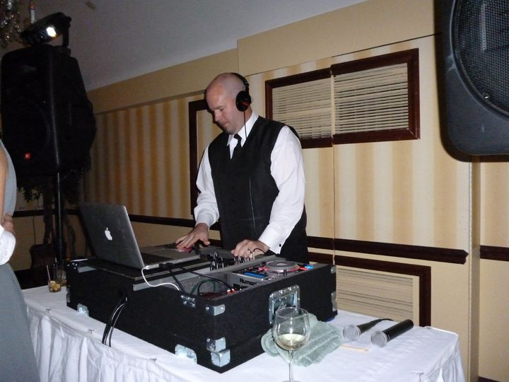 DJ Ted Rock in the mix.