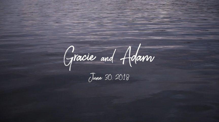Gracie and Adam