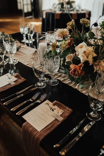 Luxe Tablescape