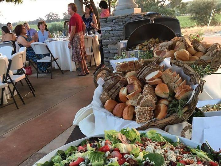 Tmx 1535653993 Da7b4172a8aecd37 Buffet Folsom, CA wedding catering