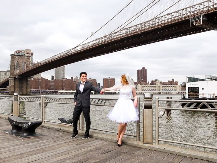 Tmx 1519250693 3ac4ce5a76133323 1519250691 8ea6d08c4c5c28f2 1519250687483 8 5 Brooklyn, NY wedding videography