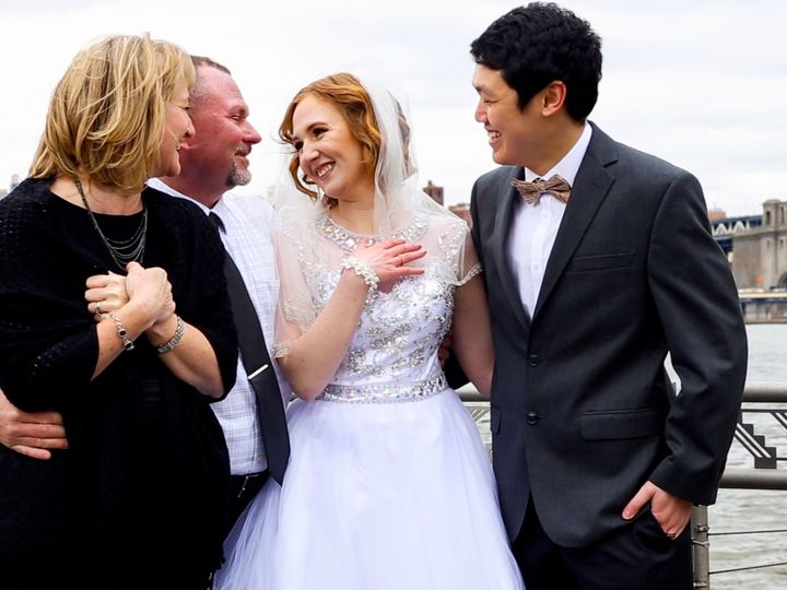 Tmx 1519250704 9509c916e13cdbbb 1519250702 7aad6482a0ed1369 1519250699183 10 6 Brooklyn, NY wedding videography