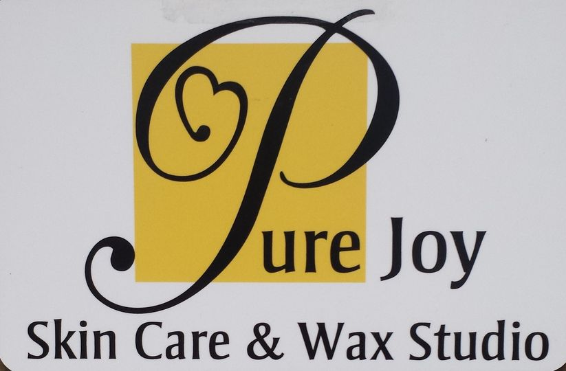 Pure Joy Skin Care & Wax Studio Logo (360) 956-0580