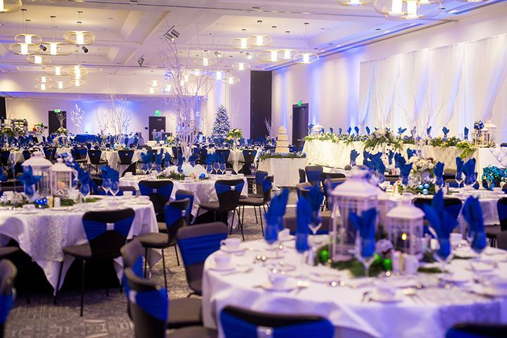 Ballroom with Head Table