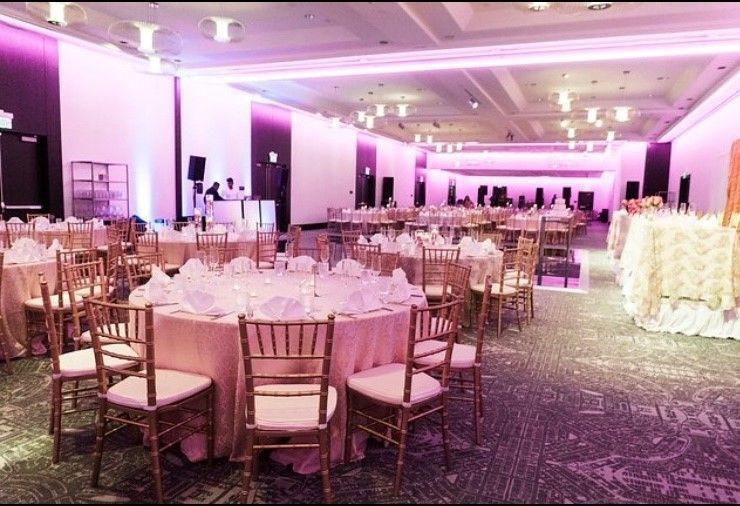 Our spacious Scandinavian Ballroom can accommodate up to 500 guests for a grand reception or host...