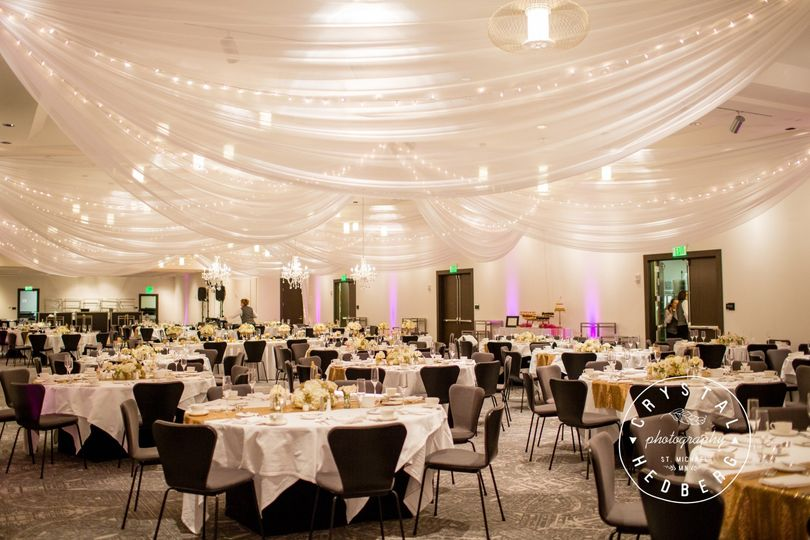 Ballroom Draping