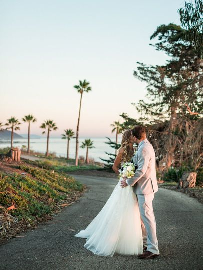 Rincon Beach Club, Carpinteria wedding