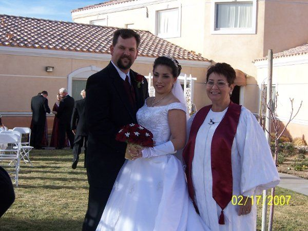 Tmx 1217983096918 100 0995 Apple Valley, CA wedding officiant