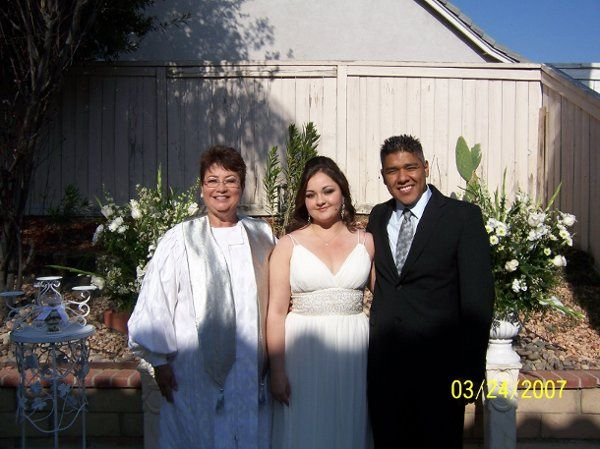 Tmx 1217983198371 100 0997 Apple Valley, CA wedding officiant