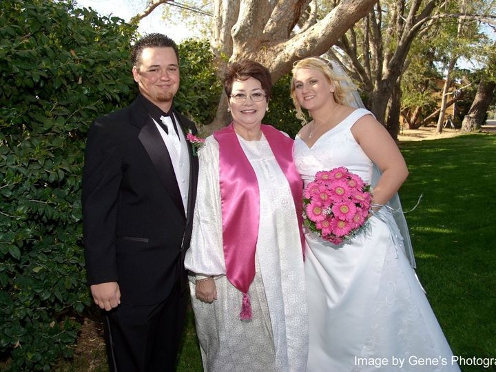 Tmx 1352472910208 1334634 Apple Valley, CA wedding officiant