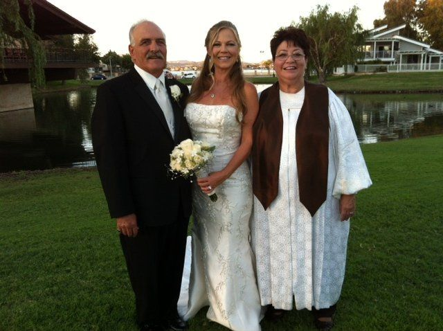 Tmx 1352576371652 PhotoMA270208640002 Apple Valley, CA wedding officiant