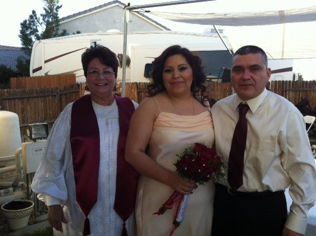 Tmx 1352576396150 PhotoMA270208660001 Apple Valley, CA wedding officiant