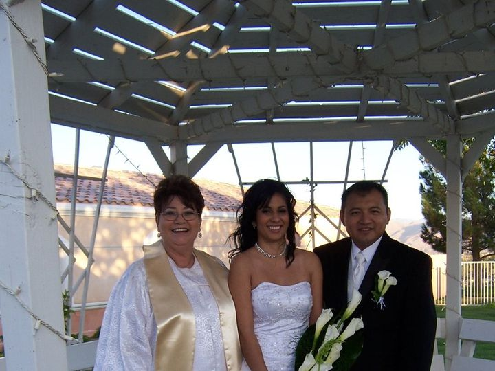 Tmx 1352578598772 1001866 Apple Valley, CA wedding officiant