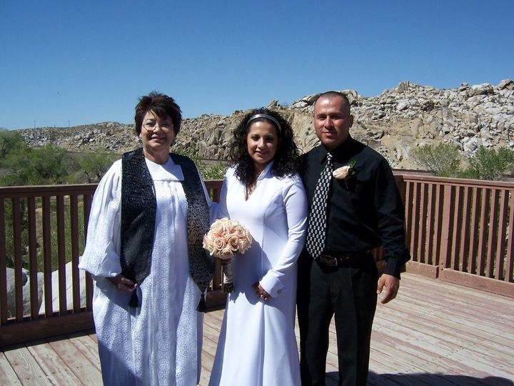 Tmx 1352578818176 1001919 Apple Valley, CA wedding officiant