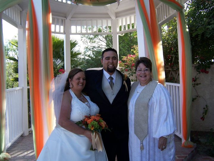 Tmx 1352579181985 1002045 Apple Valley, CA wedding officiant