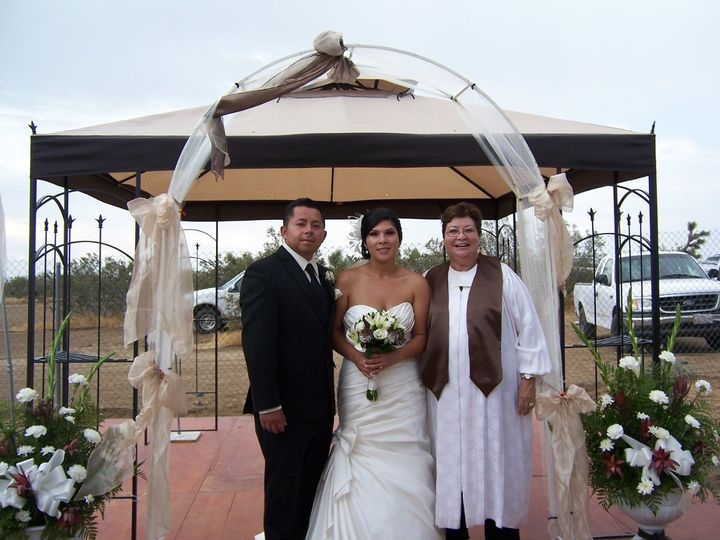Tmx 1352579435677 1002090 Apple Valley, CA wedding officiant
