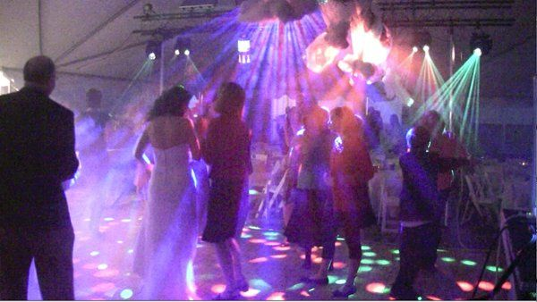 Large Dance Lighting system w/Lasers.