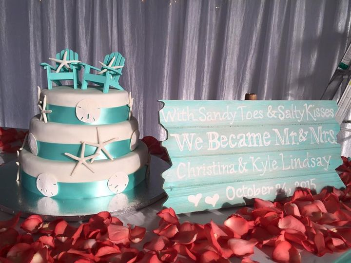 Tmx 1455394427823 2 San Diego wedding cake