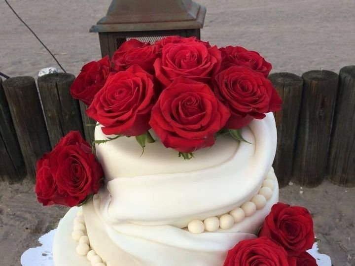 Tmx 1455394429135 1 San Diego wedding cake