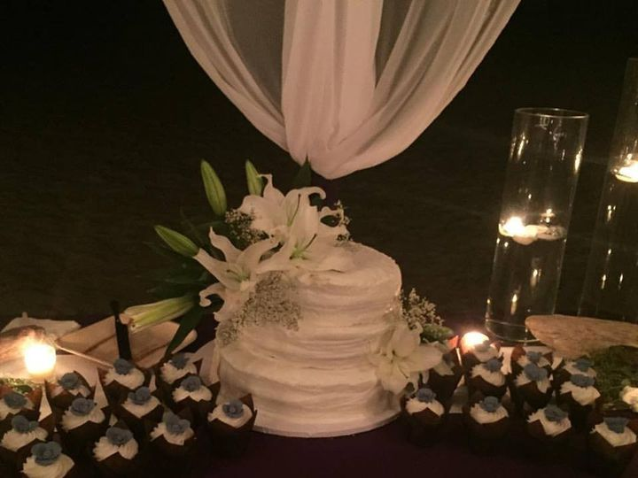 Tmx 1455394462680 7 San Diego wedding cake